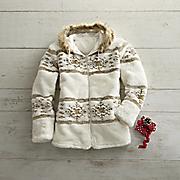Reversible Snowflake Jacket
