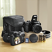 finepix 16 mp bridge camera bundle with 50x zoom by fuji