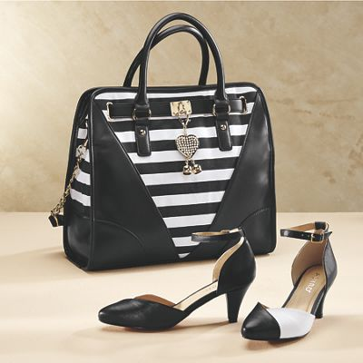 Clarie Bag and Shoe