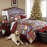 Holiday Patch Complete Bedroom Set