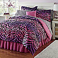 Animal Ombre Complete Bed Set