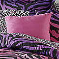 Animal Ombre Decorative Pillow