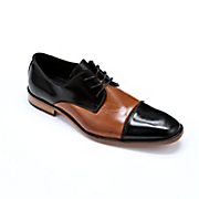 brayden cap toe oxford by stacy adams