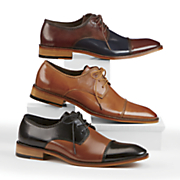 Brayden Cap-Toe Oxford by Stacy Adams