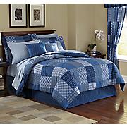 Ellington Blue Complete Bedroom Set