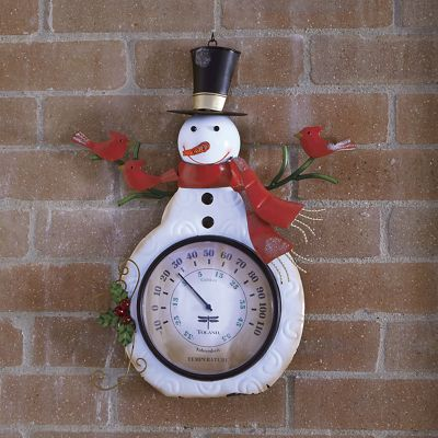Snowman Thermometer