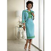 Eileen Jacket Dress