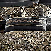 dolcetto embroidered accent pillow