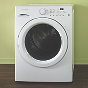 3 9 cu  ft  front load washer by frigidaire