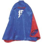 reversible cape lightning bolt