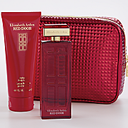 2 pc  red door set with tote by elizabeth arden