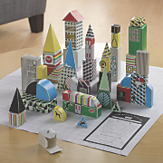 paper punk urban fold