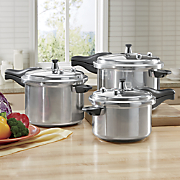 manual pressure cookers by magefesa