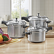manual pressure cookers by magefesa