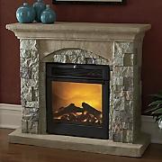 greystone electric fireplace