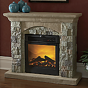 Greystone Electric Fireplace