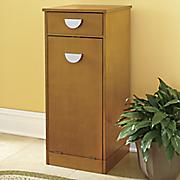 Pull-Down Cabinet Trash Bin