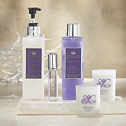 5 pc  bath set by style   grace