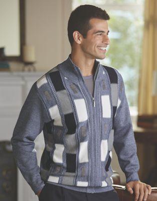 Blue Jay Sweater Jacket
