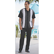 stacy adams 2 pc  pant set
