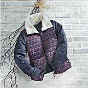 nordic puffer jacket