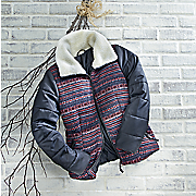 nordic puffer jacket