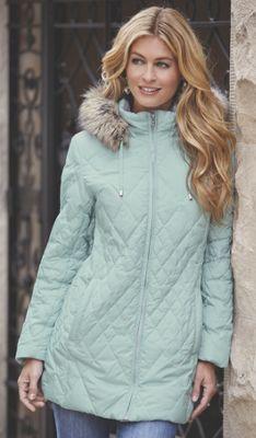 Uptown Coat