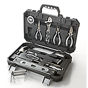 25 pc  tool kit by sharper image