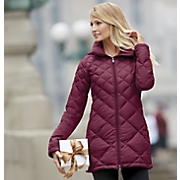 ruby packable jacket 111