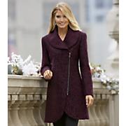 beryl boucle coat 39