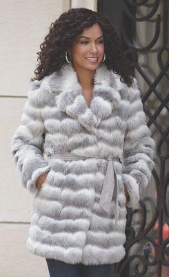 Ice Queen Coat