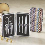 chevron nail kit