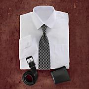 shirt wallet tie gift set