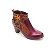 dramatic bootie by spring footwear