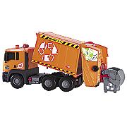 Air Pump Toy Garbage Truck