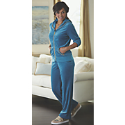 cobie velour lounge set
