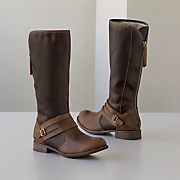 sabrina canvas boot by cat