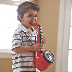 electronic saxophone