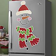 holiday refrigerator magnets