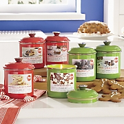 12-Ounce Food Network Holiday Tin Candles