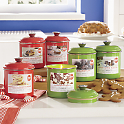 12 ounce food network holiday tin candles