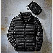 Lightweight, Packable Jacket