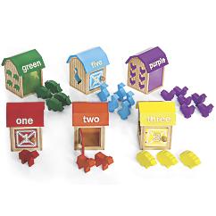 barnyard activity boxes