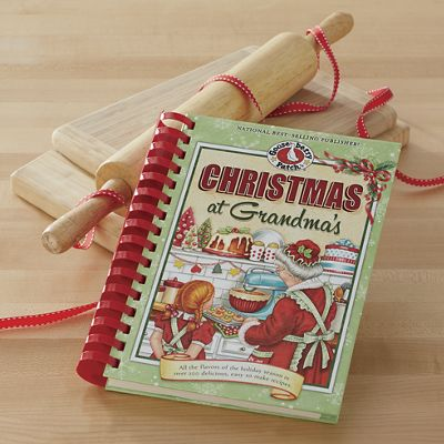 Christmas At Grandma's Cookbook
