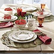 16-Piece Winterberry Dinnerware Set by Pfaltzgraff ®