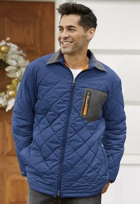Jagger Quilted Jacket by Dakota Grizzly