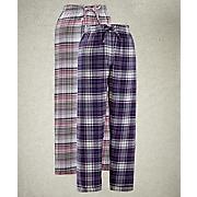 Flannel Lounge Pant 2-Pk