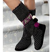 jasmine folklore slipper by muk luks