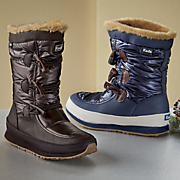 powder puff boot by keds