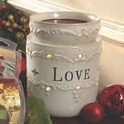 Live Love Laugh Candle Warmer